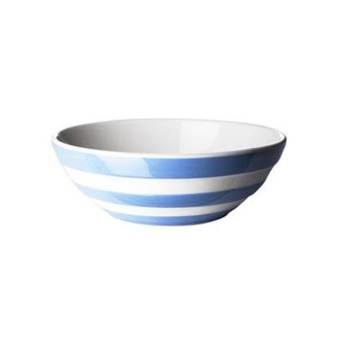 "Cornishware Cornishware Cereal Bowl 7"" - Blue"