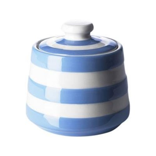 Cornishware Cornishware Covered Sugar Bowl - Blue
