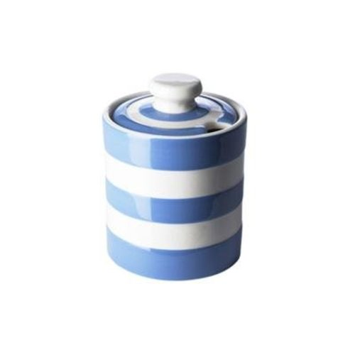 Cornishware Cornishware Honey and Marmalade Jar - Blue