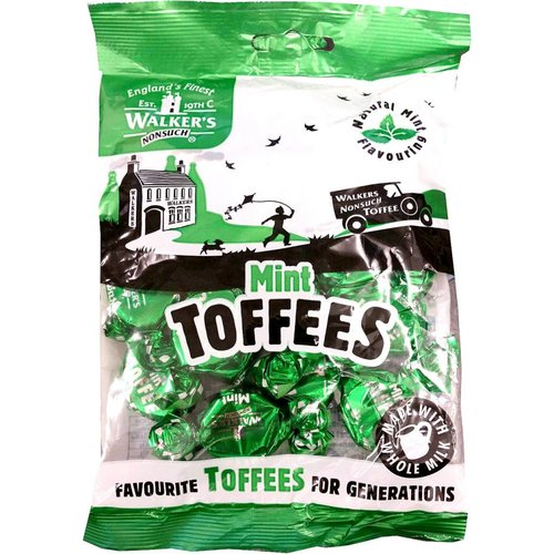 Walkers Nonsuch Walkers Nonsuch Mint Toffee Bag