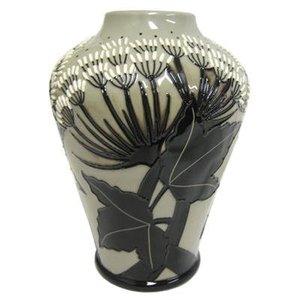 Moorcroft Pottery Summer Silhouette Vase