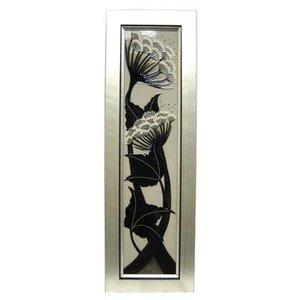 Moorcroft Pottery Moorcroft Summer Silhouette Plaque