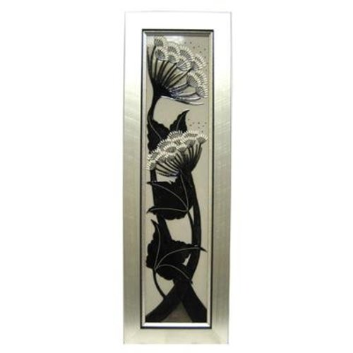 Moorcroft Pottery Summer Silhouette Plaque