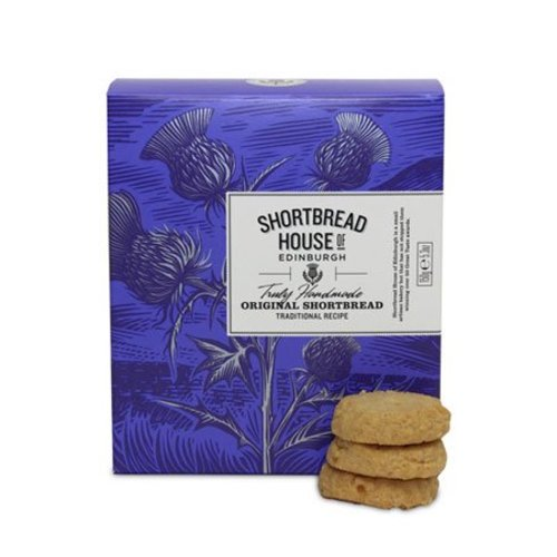 Shortbread House of Edinburgh Shortbread House of Edinburgh Handmade Shortbread Tin - Original