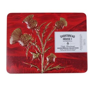 Shortbread House of Edinburgh Shortbread House of Edinburgh Shortbread Selection Tin