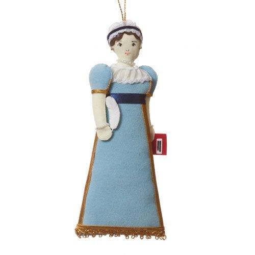 St. Nicolas St. Nicolas Jane Austen Ornament