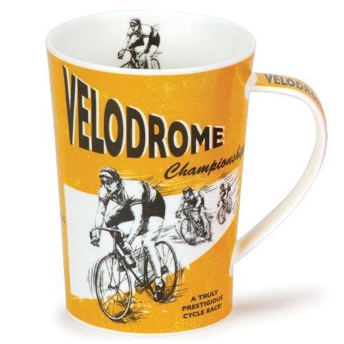 Dunoon Argyll Dare Devil Mug - Velodrome
