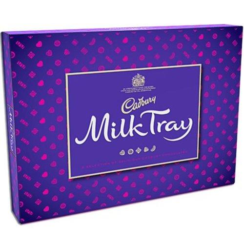 Cadbury Cadbury Milk Tray Box- 530g