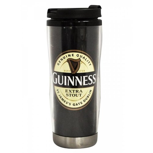 Guinness Guinness Label Travel Mug
