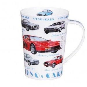 Dunoon Argyll 1980s Classic Cars Mug