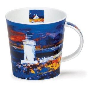 Dunoon Cairngorm Jolomo Lighthouse Mug