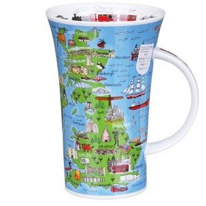 Dunoon Glencoe Iconic Britain Mug