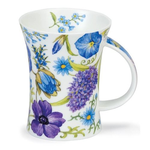 Dunoon Richmond Sissinghurst Blue Mug