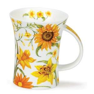 Dunoon Dunoon Richmond Sissinghurst Yellow Mug
