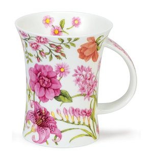 Dunoon Richmond Sissinghurst Pink Mug