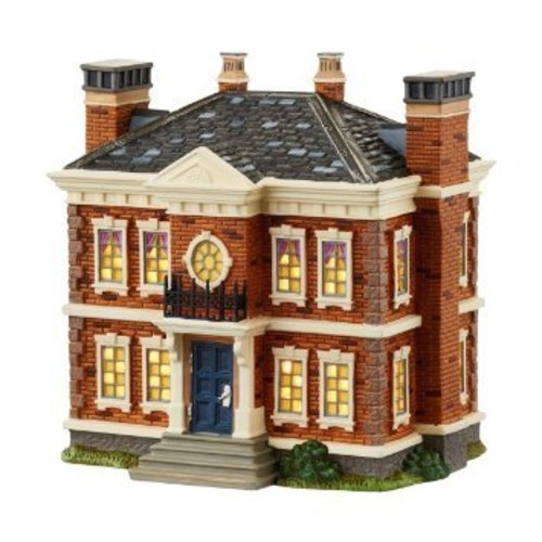 Dickens Village Series - Downton Abbey Dower House