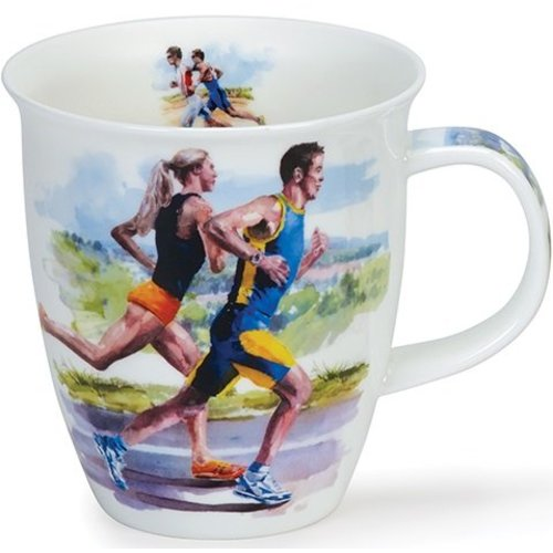 Dunoon Nevis Sporting Life Running Mug