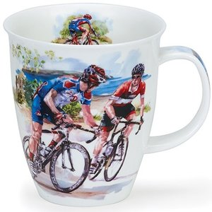 Dunoon Nevis Sporting Life Cycling Mug
