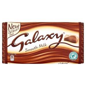 Galaxy Galaxy Smooth Milk Chocolate Bar