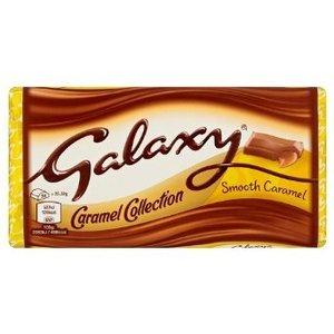 Galaxy Galaxy Caramel 135g
