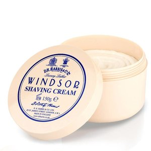 D R Harris D R Harris Windsor Shaving Cream in a Bowl 100g