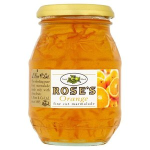 Rose's Roses Orange Fine Cut Marmalade