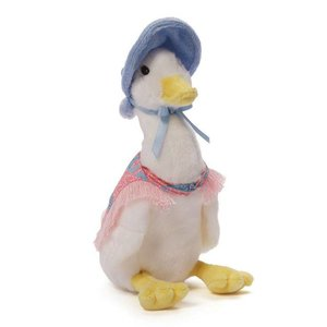 "Peter Rabbit Gund Classic PR 7.5"" Jemima Duck"