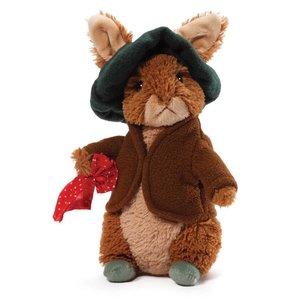 """Peter Rabbit Gund Classic PR 6.5"""" Benjamin Bunny"""