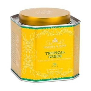 Harney & Sons Harney & Sons HRP Tropical Green 30s Tin