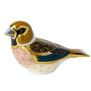 Royal Crown Derby Royal Crown Derby Hawfinch