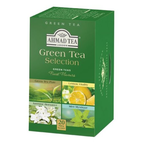 Ahmad Tea Ahmad Green Tea Selection 20s