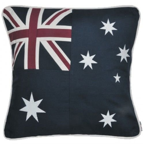 "Woven Magic 18"" Australian Square Cushion"