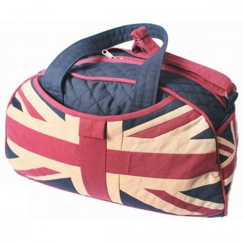 Woven Magic Woven Magic Union Jack Overnight Bag