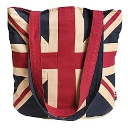 Woven Magic Woven Magic Union Americana Double-Sided Tote Bag