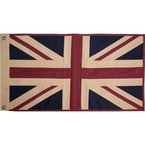 Woven Magic Union Jack Flag