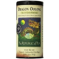 Dragon Oolong Tea