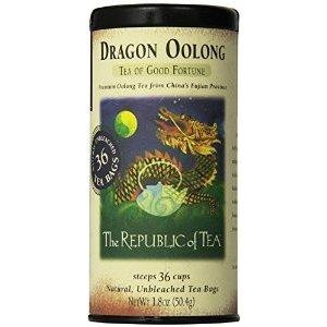 Republic of Tea Dragon Oolong Tea