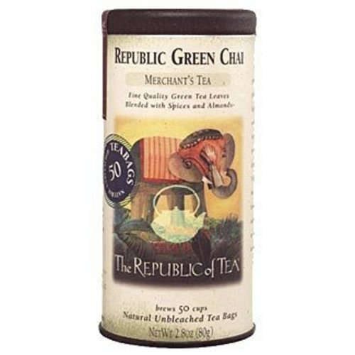 Republic of Tea Republic of Tea Green Chai Tea