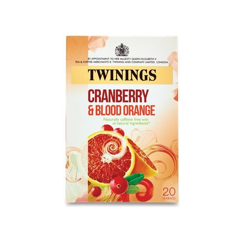 Twinings Twinings 20 CT Cranberry & Blood Orange