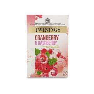 Twinings Twinings 20 CT Cranberry & Raspberry