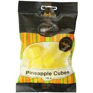 Stockley's Stockleys Pineapple Cubes