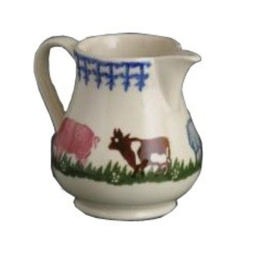 Brixton Pottery Brixton Farm Animals Jug - Small