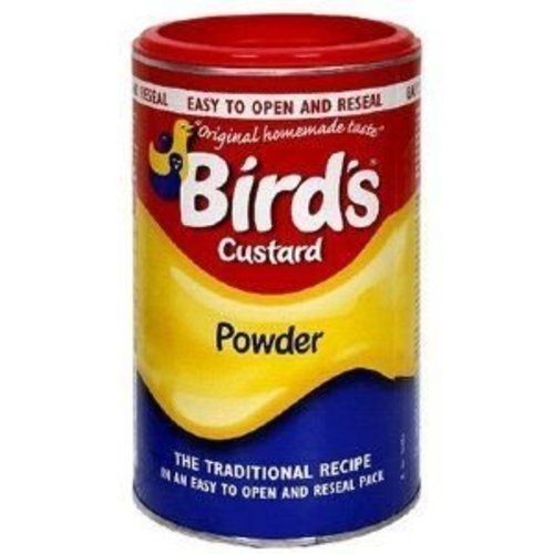 Birds Custard Powder Large Tin