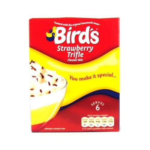 Birds Strawberry Trifle Mix