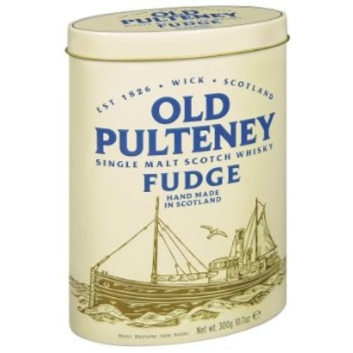 Gardiners of Scotland Gardiners Old Pulteney Malt Whisky Fudge Tin
