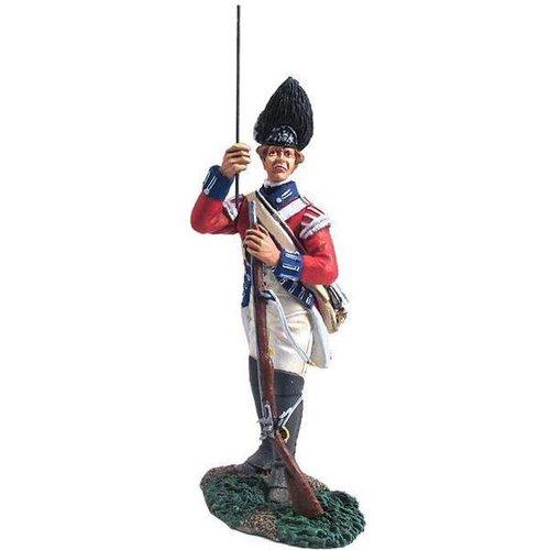 W. Britain 18046 - W. Britain British Royal Irish Grenadier Standing/Loading No.1