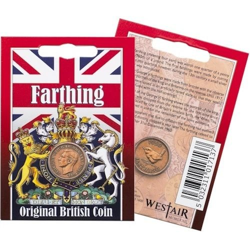 Westair Reproductions - George VI Farthing Coin Pack