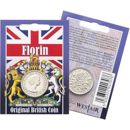 Westair Reproductions - Elizabeth II Florin Coin Pack