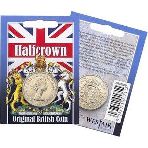 westair Westair Reproductions - Elizabeth II Half Crown Coin Pack