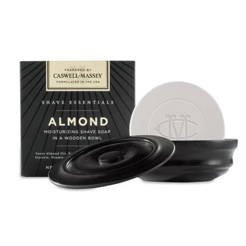 Caswell-Massey Caswell-Massey Almond Shave Soap in Bowl